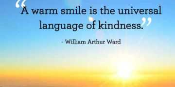 Empowering quotes How Warm Smile Can Inspire You To Love Quotes