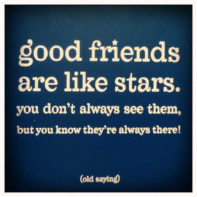 The Famous People Friends Are Like Stars Boomsumo Quotes