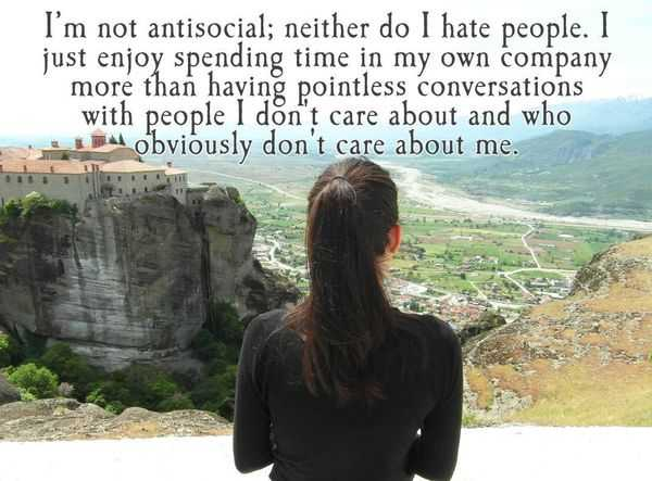 Introverts in life