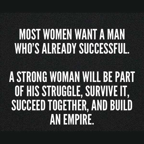 Quotes For Strong | Strong Woman Quotes Who Build An Empire Success Quotes On