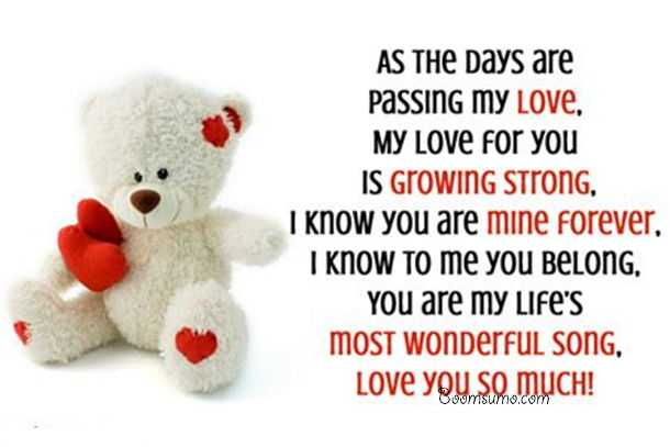 beautiful love quotes forever I Love You So much memorable quotes phrases about love