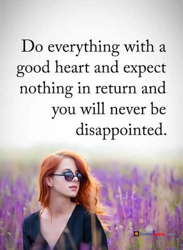 Love Quotes about Love Life Good heart never be ...
