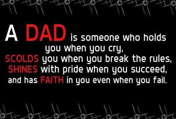 Best Fathers Day Quotes: Dad Faith Even When You Fail – Good ...
