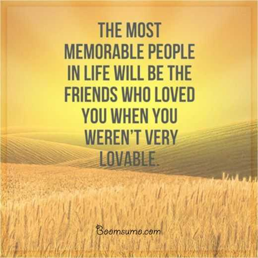 Best Friendships Quotes If You Werent Lovable No Problem Youre
