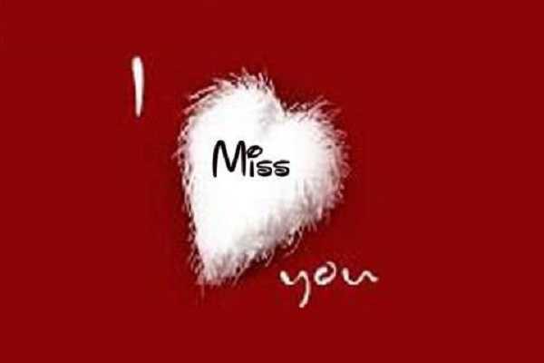Sayings I Miss You
