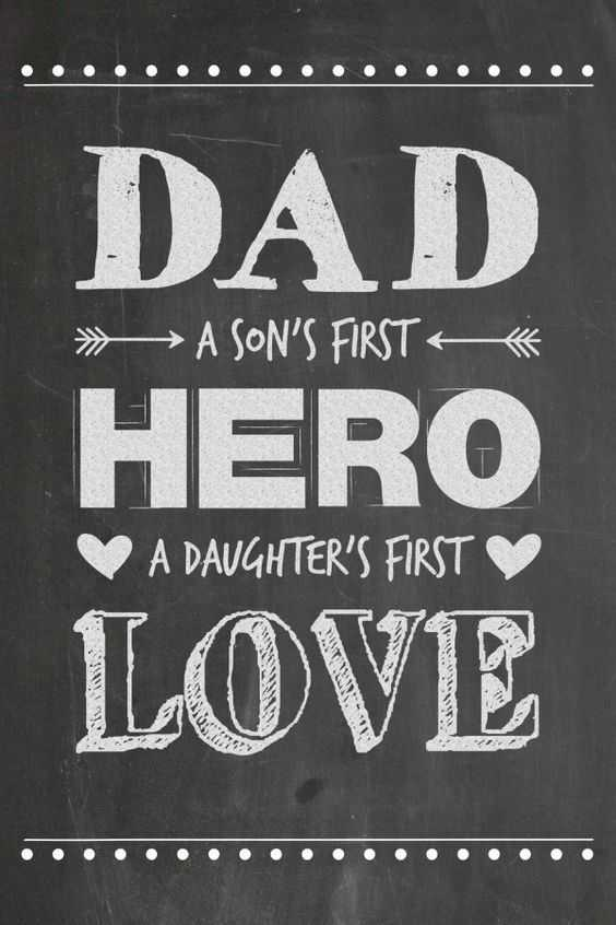Fathers Day Quotes: Dad A Daughter's First Love, Hero ...