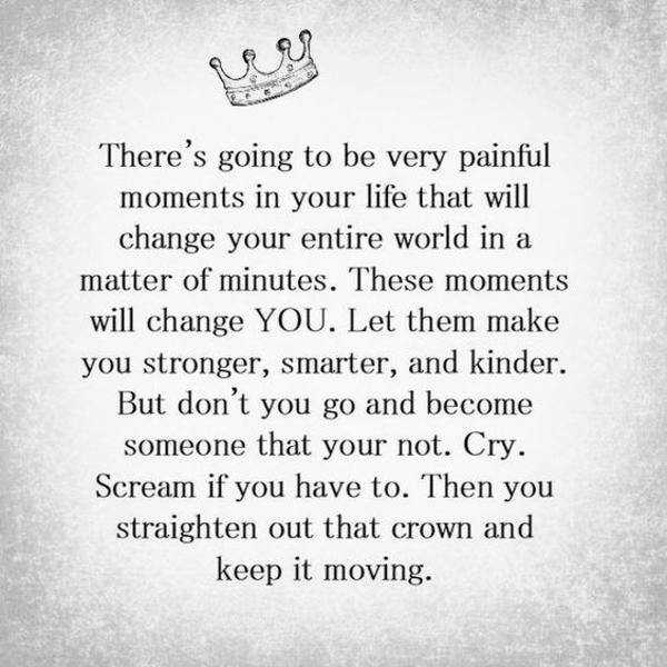 Positive Uplifting Quotes For Difficult Times To Make Crown Keep It Impressive Inspirational Uplifting Quotes