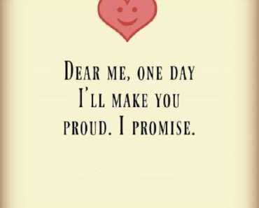 Inspirational life Quotes love Sayings I'll make You proud, I promise