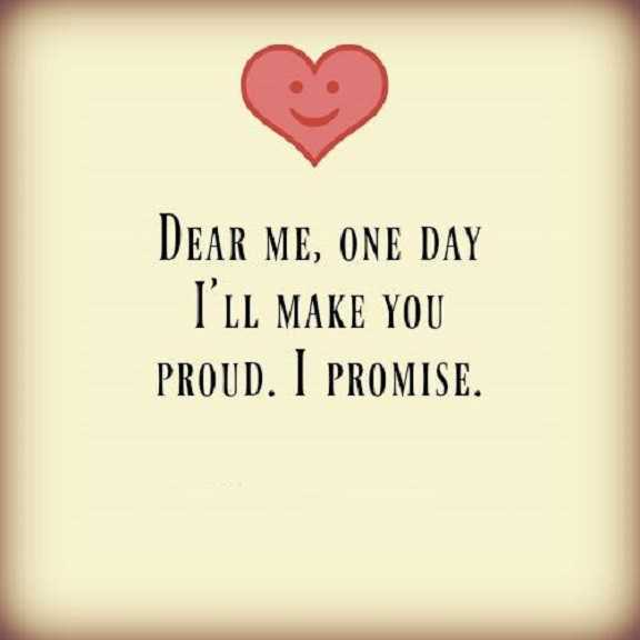 Inspirational Life Quotes: Love Sayings Iu0027ll Make You Proud, I Promise