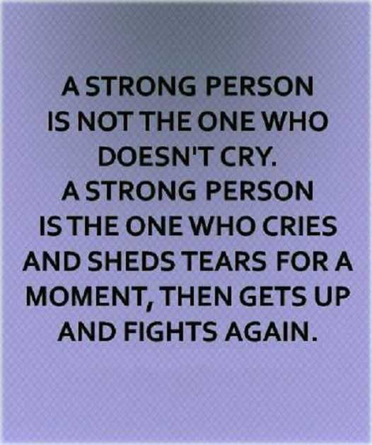 Inspirational life quotes A Strong Person quotes about motivational