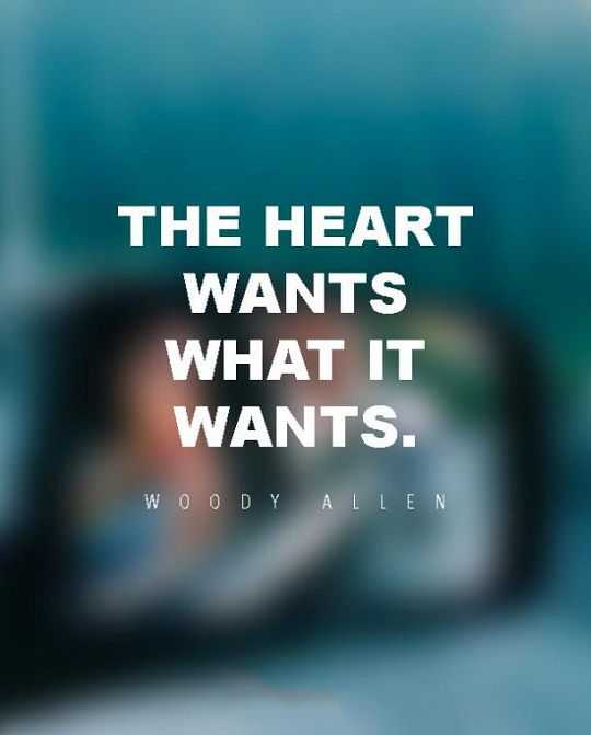 Quotes About Love: Inspirational Sayings: Woody Allen Quotes About The Hearts