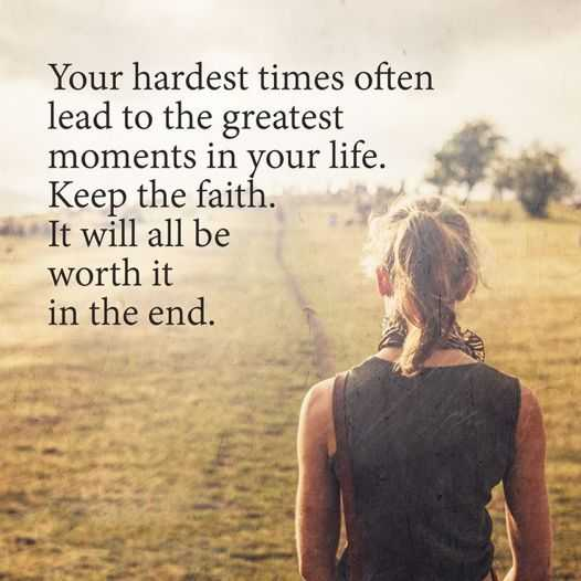 Words Of Encouragement: Life Quotes About Keep Faith, Lead