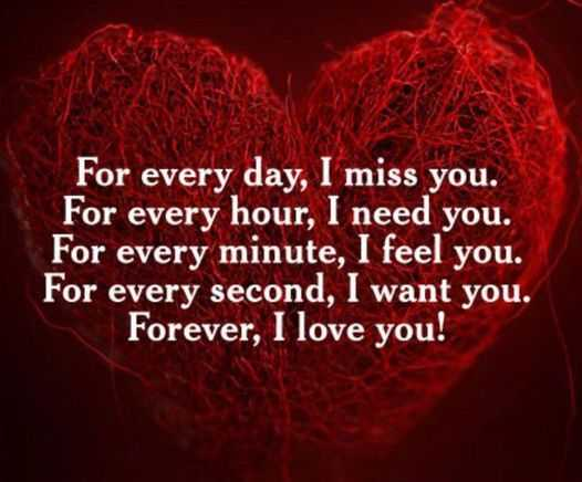 Love Hurts Quotes: Love Sayings Forever I Love You, For Everyday