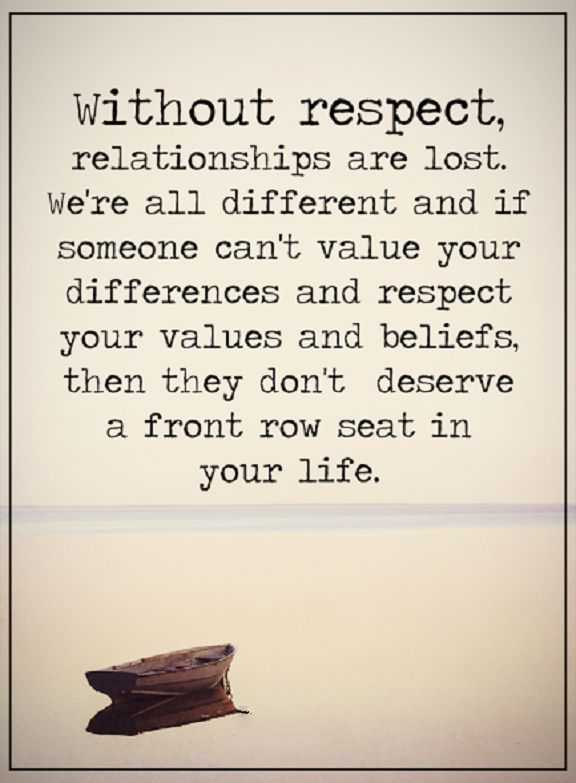 Quotes About Love Life Relationships: Relationship Quotes Life Thoughts Without Respect