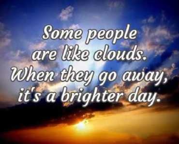 humorous quotes Funny Messages Some People Go Away funny quotes and sayings
