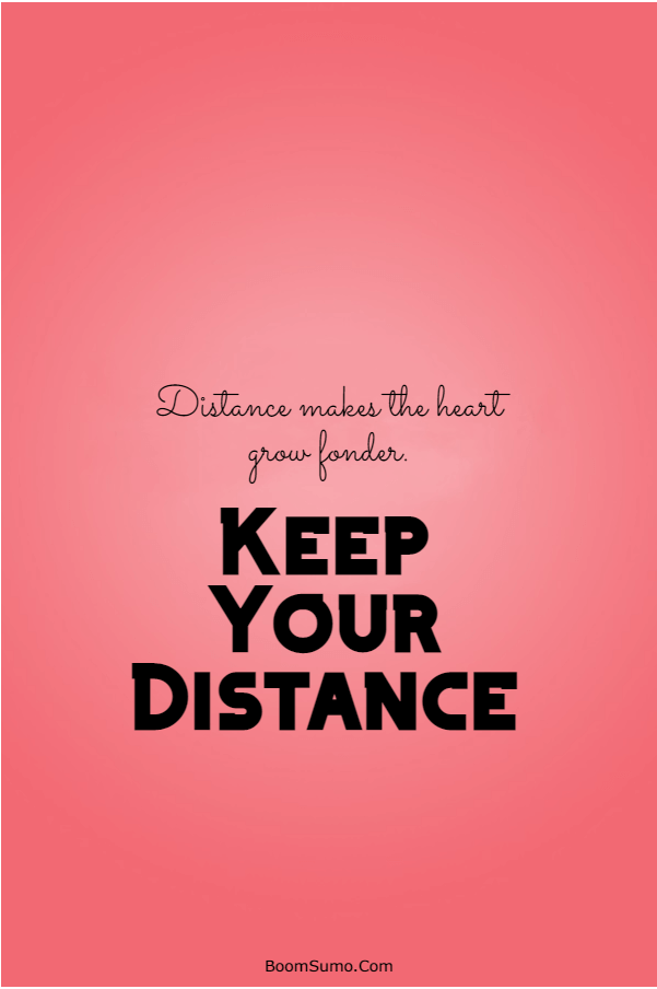 115 Inspirational life Quotes about Keep Your Distance | Be yourself quotes, Faults quote, Distance yourself quotes