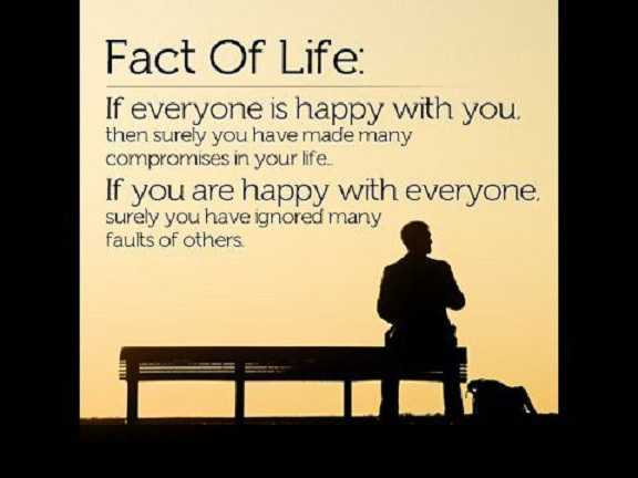 Best Happy Quotes About Happiness Fact Of Life If Everyone Happy