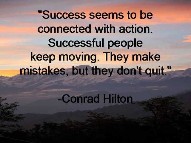 Inspirational Life Quotes About Success Don't Quit Successful People Simple Life Quotes About Success