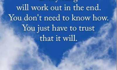 Motivational quotes of the day Everything Will Work