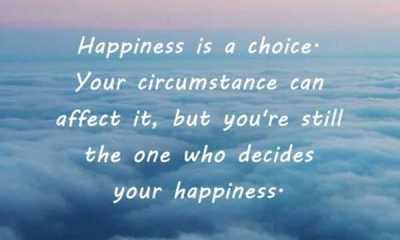 Best Happiness Quotes Unconditional Who Conquer Your Happiness