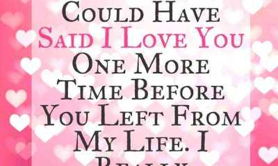 Best Love Quotes I Love You Really I Miss You