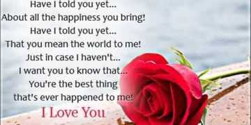 Best Love Quotes You Are Tremendous I Love You