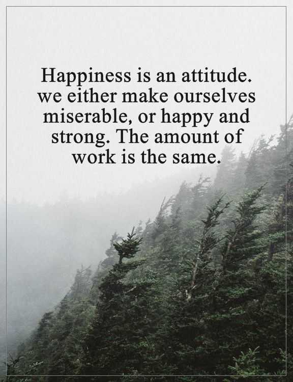 Happiness Quotes About Attitude Happy And Strong The Same Amount Of