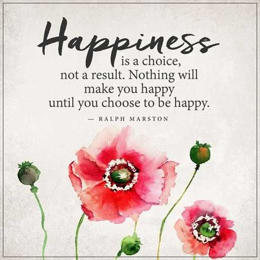 Image Quotes About Being Happy: Happiness Quotes About Happiness Is A Choice, Choose To Be