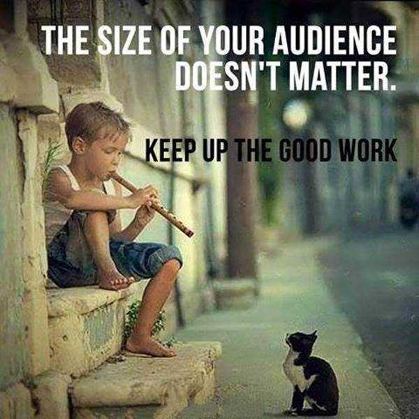 Inspirational Quotes Why Size Doesn't Matter How To Master