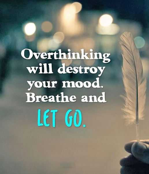 Inspirational life Quotes: Positive Sayings Just Let Go ...