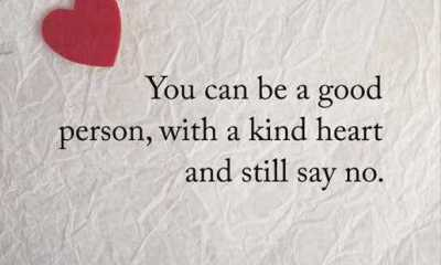 Love Quotes About love sayings How To Refuse With Good Heart Kind Person