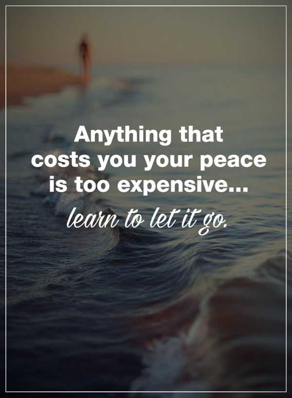 Let It Go Quotes | Positive Life Quotes How To Learn Let It Go Surprise Boomsumo Quotes