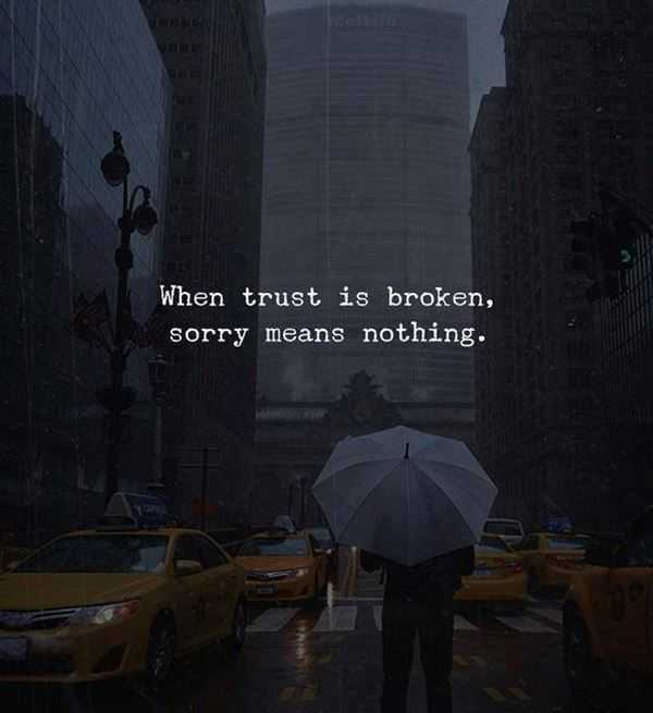 Trust Quotes For Love Relationships 2: Relationship Quotes: Life Sayings Sorry Meaningless, When
