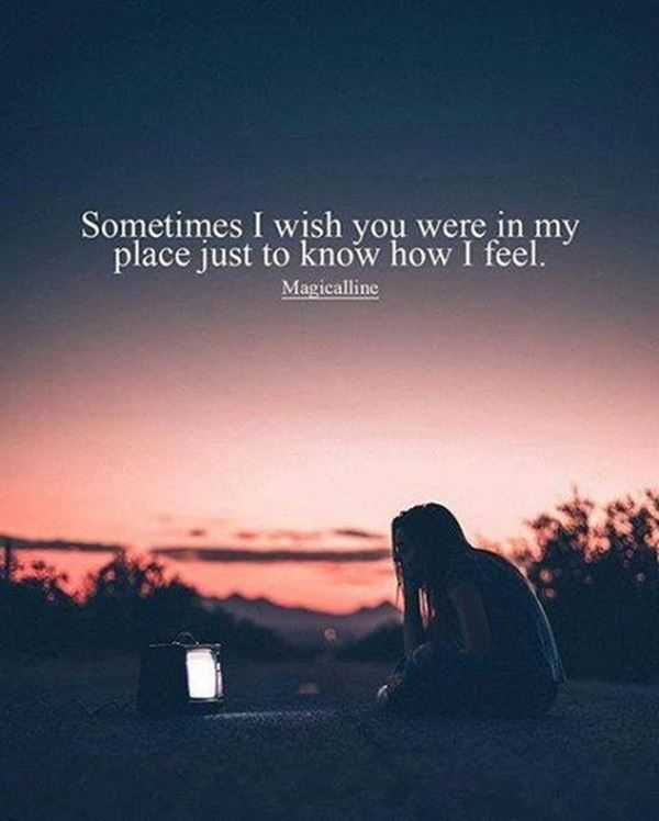 Download Love Quotes For Her: Sad Love Quote For Her: Just Know Sometimes How I Feel