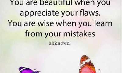 Best Life Quotes You Are Awesome When You Learn From You Mistakes