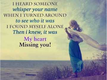 Good Love quotes I Found Myself Alone My Heart Missing You