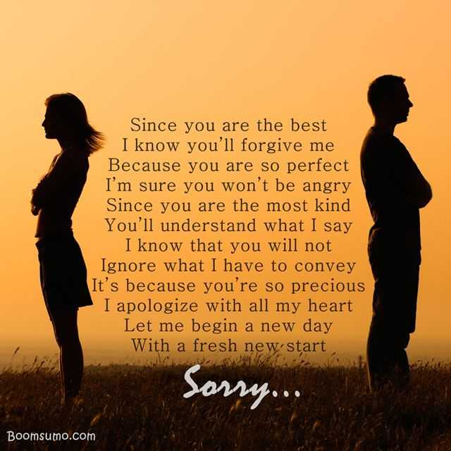 Sorry for hurting you poems | I Am Sorry Quotes For Hurting You Poems
