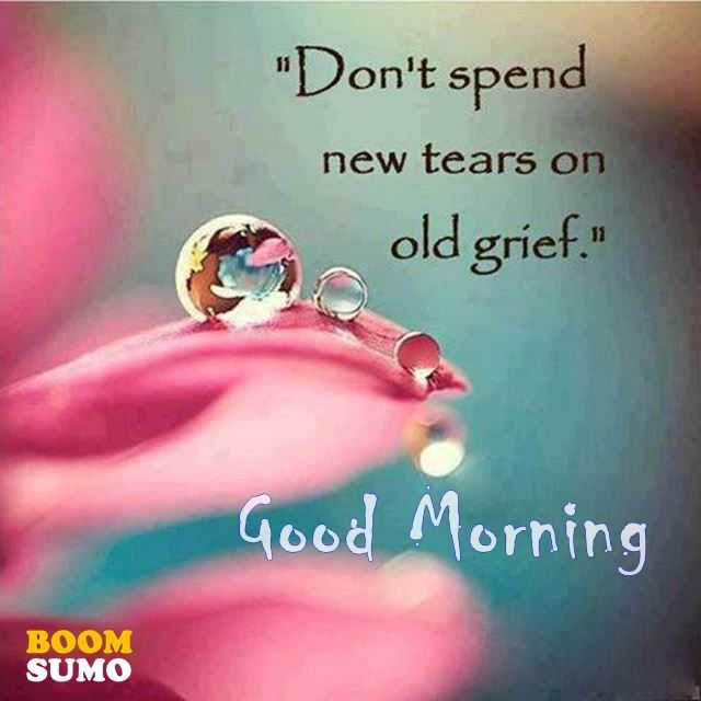 Lovely Good Morning Quotes About Life Don't Spend