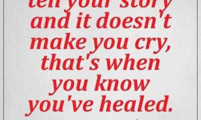 sad love quotes when you know you've healed