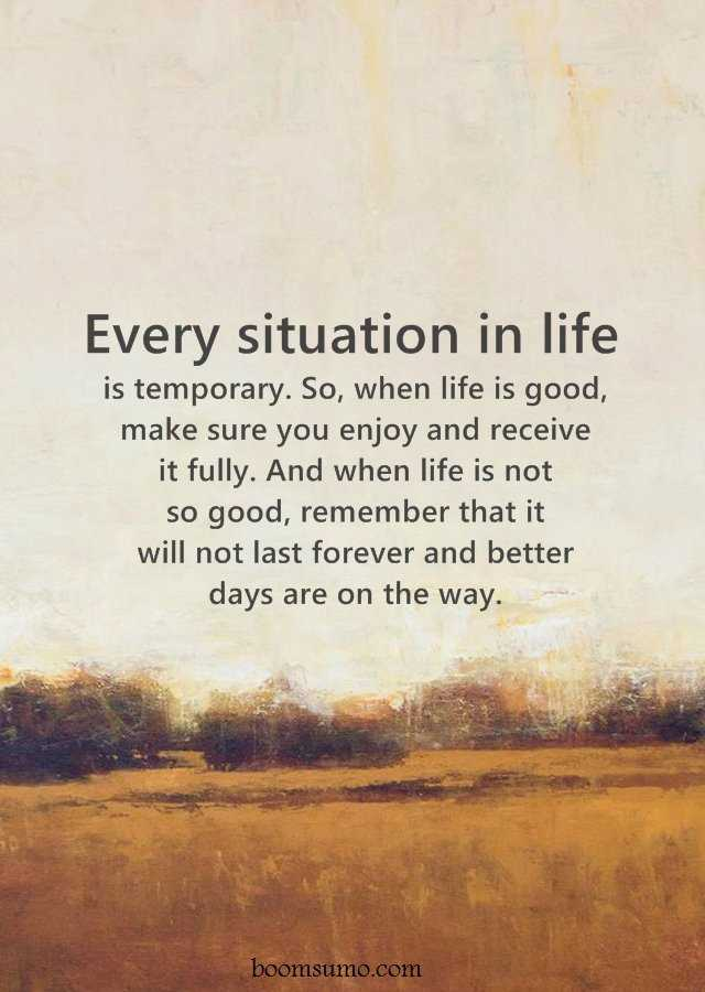 Inspirational Quotes Every Situation in Life How Do You ...
