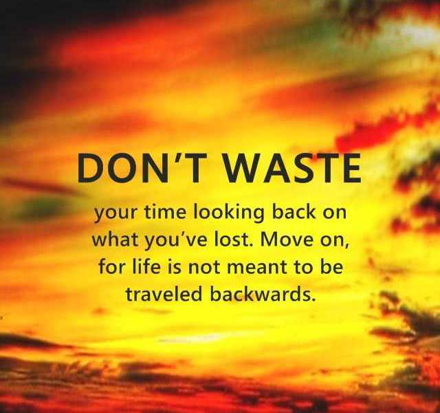 Positive Inspirational Quotes Dont Waste Your Time Note To Self