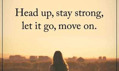 Positive Life Quotes Let go, Move on
