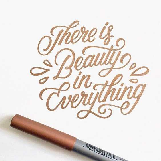 38 Calligraphy Quotes About Inspirational Of The Best 3