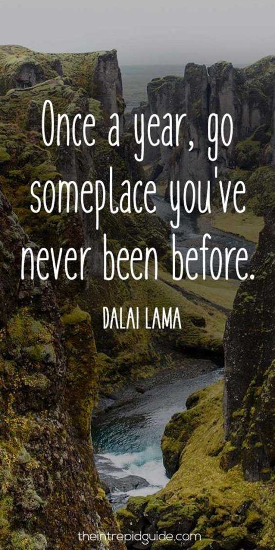 55 Inspirational Travel Quotes To Fuel Your Wanderlust 5