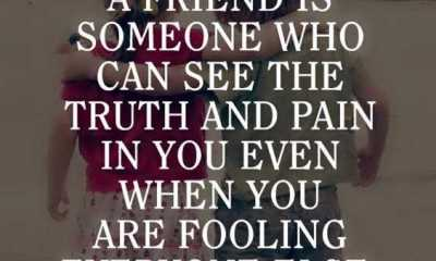 A True Friend S Silence Hurts Best Friends Quotes Boomsumo Quotes