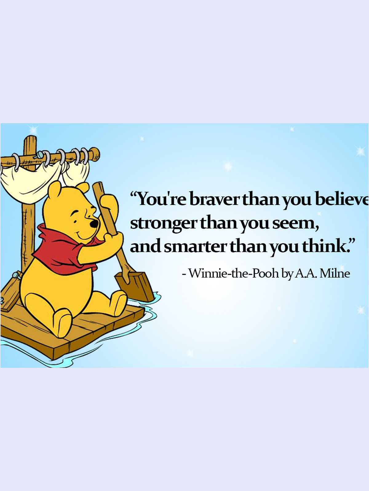 Winnie The Pooh Quotes About Life 86 Winnie The Pooh Quotes To Fill Your Heart With Joy  Boomsumo