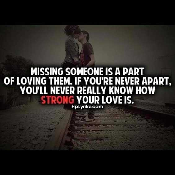 I Miss You And Missing Someone Quotes 5