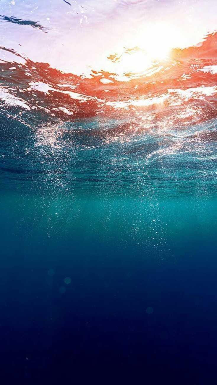 35 iPhone Wallpapers For Ocean Lovers 7