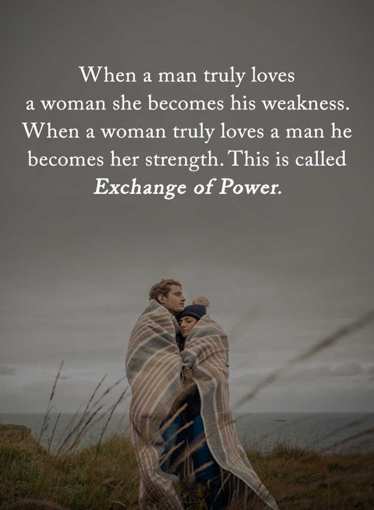 When A Man Truly Loves A Woman Quotes : truly, loves, woman, quotes, Truly, Loves, Woman, Quotes, Collection