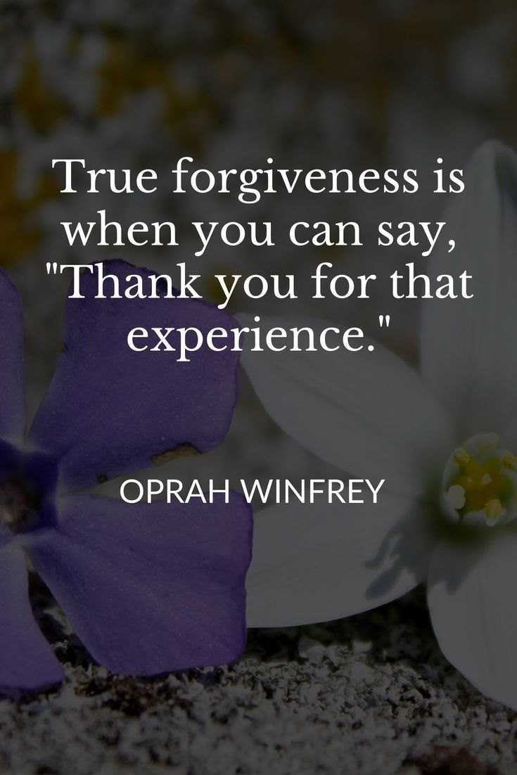 70 Forgiveness Quotes to Inspire Us to Let Go 34